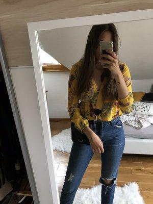 Asos Blouse jaune