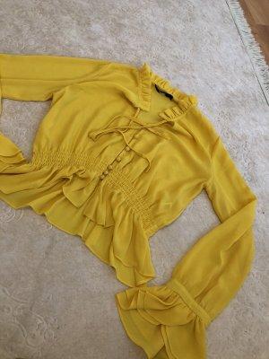 Bik Bok Long Sleeve Blouse primrose