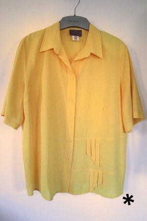 Gelbe Bluse von Sempre Piu by Chalou