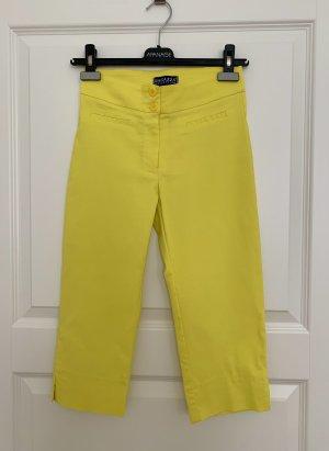 Ragazza Pantalon capri jaune-jaune fluo