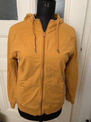 Avanti Between-Seasons Jacket gold orange