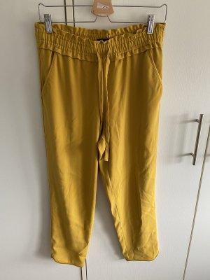 Zara Wortelbroek goud Oranje