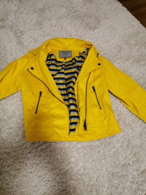17&co Chaqueta corta amarillo