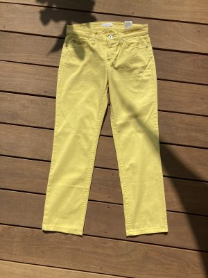 Mac Tube Jeans yellow-primrose
