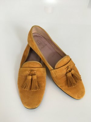 Gelbe Pretty Ballerinas Loafers