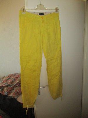 gelbe Pumphose