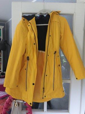 gelbe Regenjacke von Tom Tailor in L