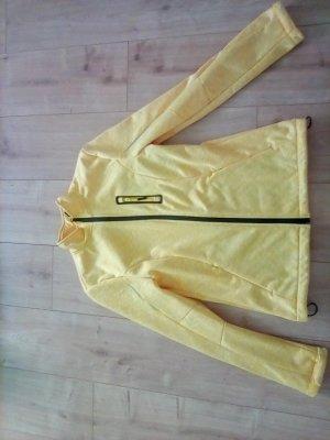 Crivit Giacca softshell giallo pallido