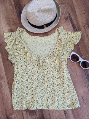 Gelbe Sommerbluse   von Dorothy Perkins