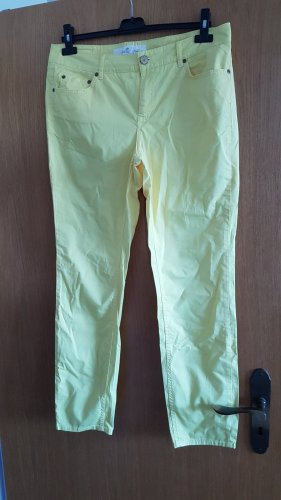 H&M Regenpijpbroek geel