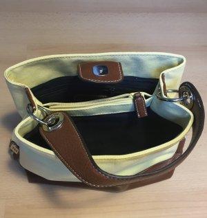 Gelbe Tasche von Tommy Hilfiger
