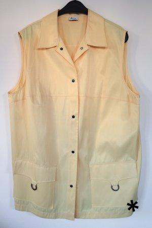 Verpass Chaleco de vestir amarillo pálido-amarillo claro