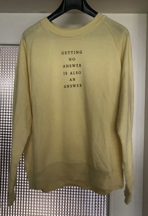 BSK by Bershka Crewneck Sweater primrose