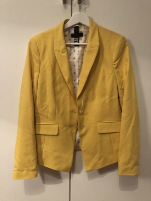 s.Oliver Black Label Boyfriend Blazer gold orange