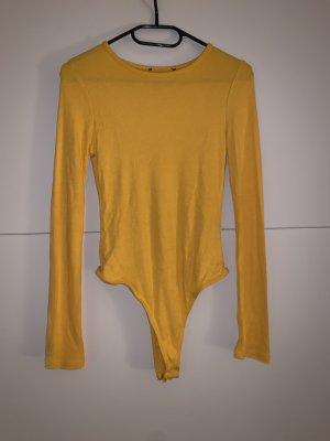 Boohoo Shirt Body gold orange