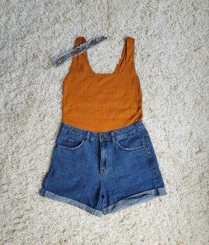 H&M Divided Body jasny pomarańczowy