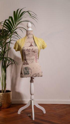 Gelber Bolero Vero Moda Gr.M Neu mit Etikett