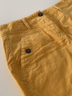 Tom Tailor Miniskirt yellow
