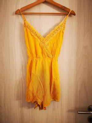 Jumpsuit yellow