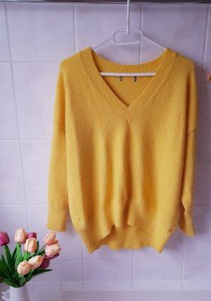Primark Robe pull jaune