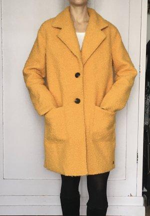 Gelber Mantel Tom Tailor