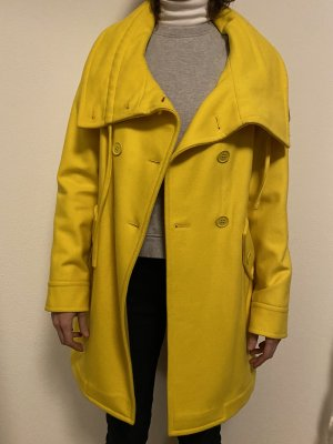 Gelber Mantel von CLOSED
