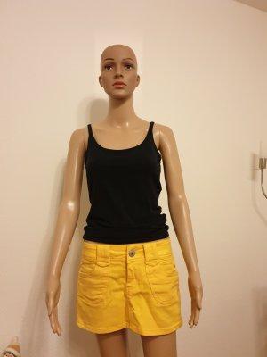 Pimkie Spijkerrok geel