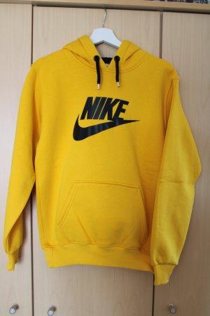 gelber Nike Pullover