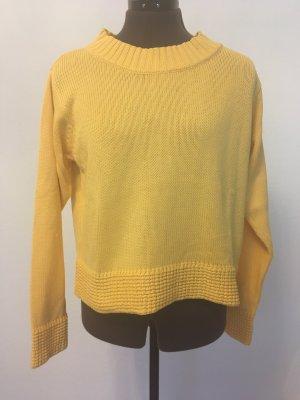 Gelber Pullover von Apart