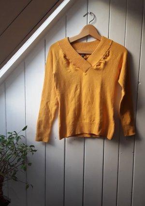 Gelber Pullover von Fishbone