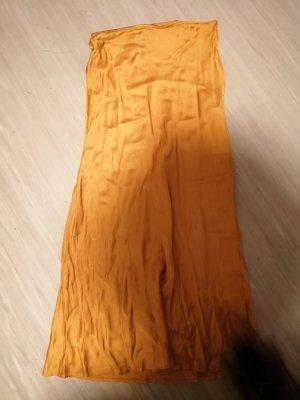 C&A Spódnica midi żółty