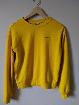 H&M Suéter amarillo