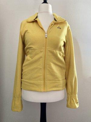 nike acg Polarowy sweter żółty