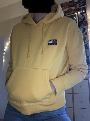 gelber Tommy H. Pullover