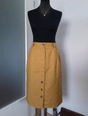 Gelber Vintage Tulpenrock