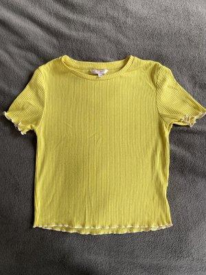 C&A Clockhouse Koszulka basic żółty