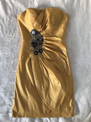 Laona Abito da cocktail giallo