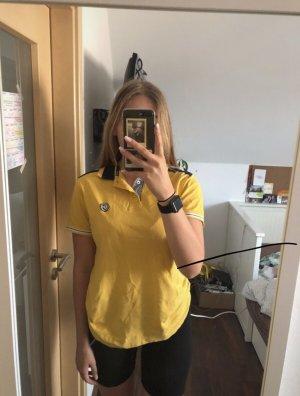 Koszulka polo żółty