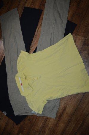 Gelbes Poloshirt Gr. 40 von s. oliver