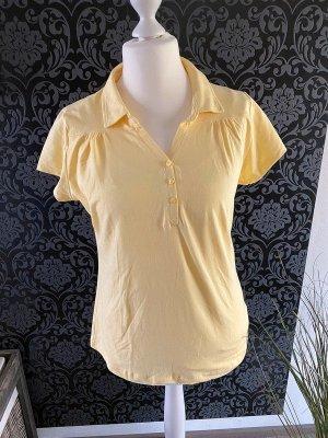 Gelbes Poloshirt von C&A, Gr. XL