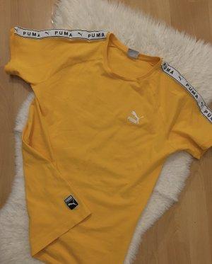 Gelbes Puma Shirt (Original)