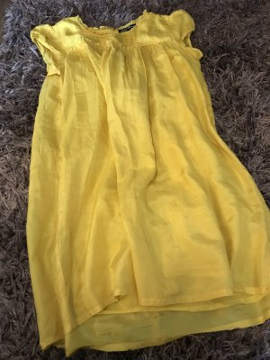 Babydoll Dress yellow