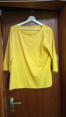 Tchibo / TCM Camisa larga amarillo