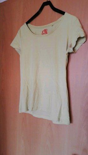 gelbes T-Shirt