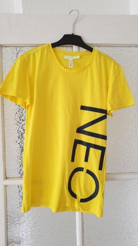 Adidas NEO Camiseta amarillo