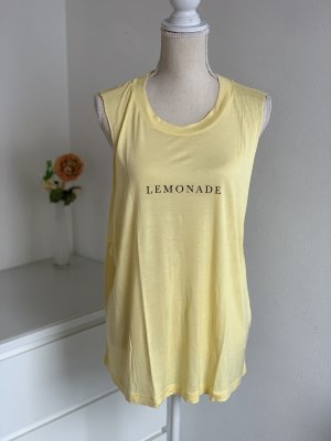 """Gelbes Top """"Lemonade"""""""