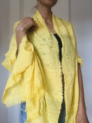 Zara Shoulder Scarf yellow