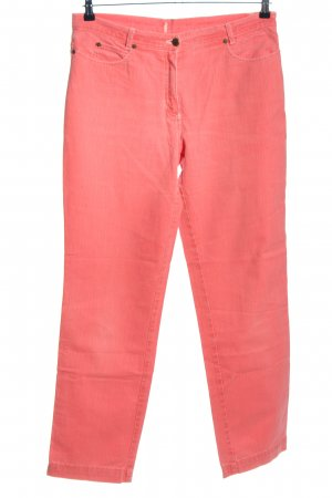 Gelco High Waist Jeans pink Casual-Look