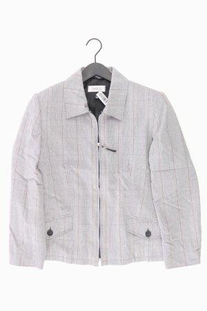 Gelco Jacke Größe 38 grau aus Polyester