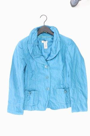 Gelco Jacke Größe 40 blau